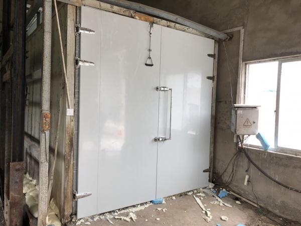 养猪厂废旧冷库改造