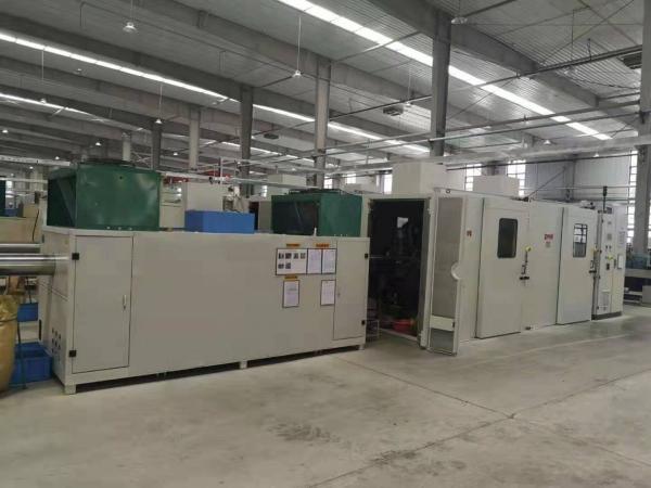 -80℃低温速冻箱体实验冷库
