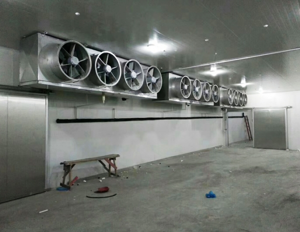 太仓实验冷库