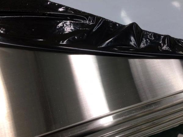 双面拉丝不锈钢304搭钩冷库板