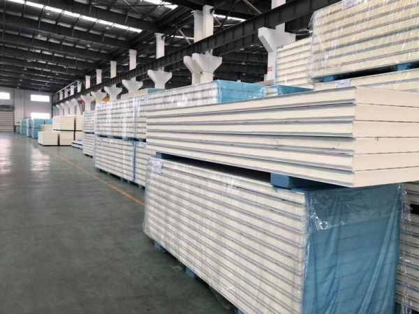 上海聚氨酯冷库板